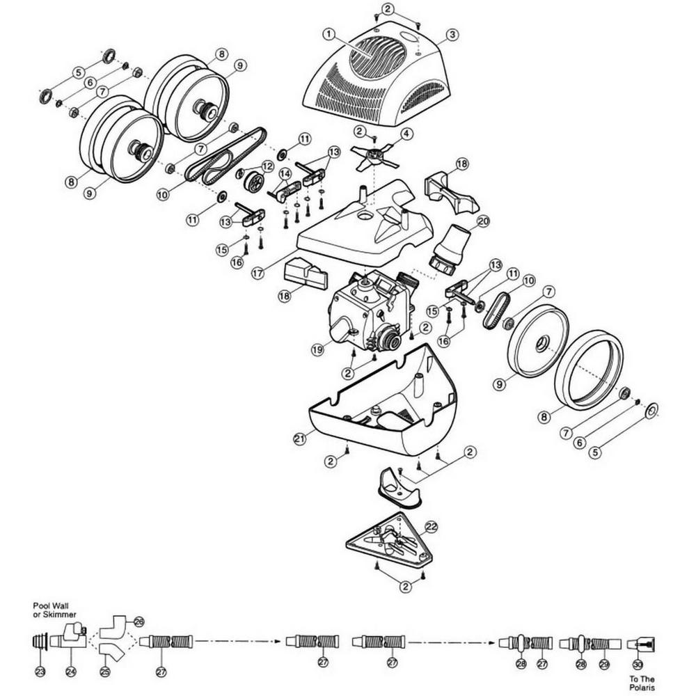 Polaris ATV image