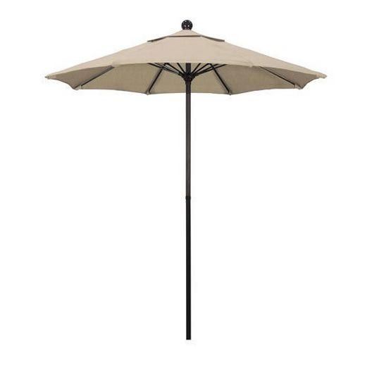 7-1/2 Ft Patio Umbrella, Royal Blue