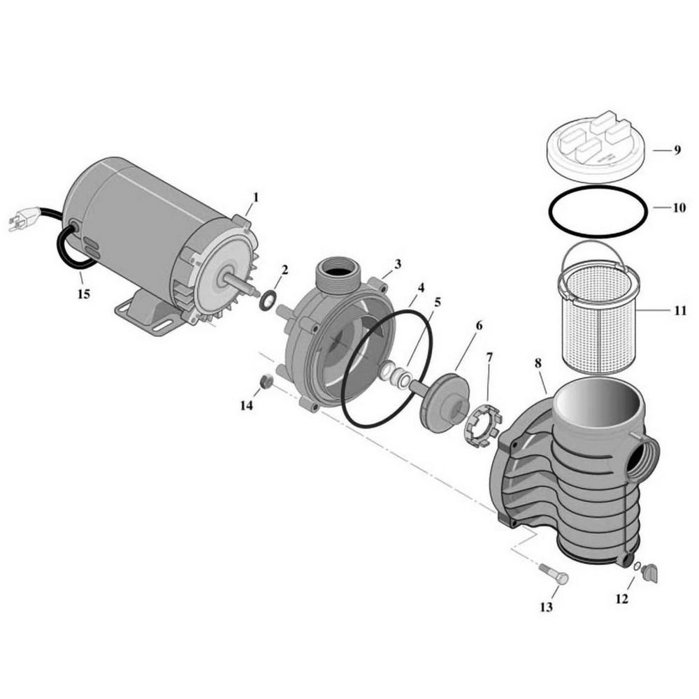 Sta-Rite ABG Series ABG Pump Series image