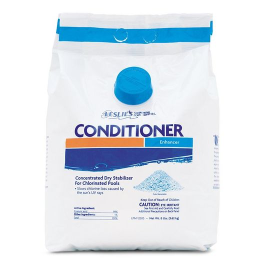 Leslie's - Chlorine Stabilizer Water Conditioner, 8 lbs - 12305