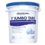 Leslie's - 35 lb. 3 in. Jumbo Tabs - Chlorine Bucket - 12440