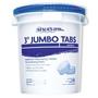 35 lb. 3 in. Jumbo Tabs - Chlorine Bucket
