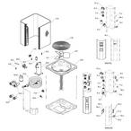 Raypak Heat Pump RHP 5200, 6200, 8200, 6300, 6300ti & 8300ti