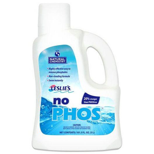 Leslie's - NoPHOS Phosphate Remover, 3L Bottle - 13146