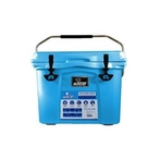LIGHT BLUE 22 Quart Cooler