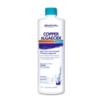 Leslie's - Copper Algaecide- 1 qt. Bottle - 14008