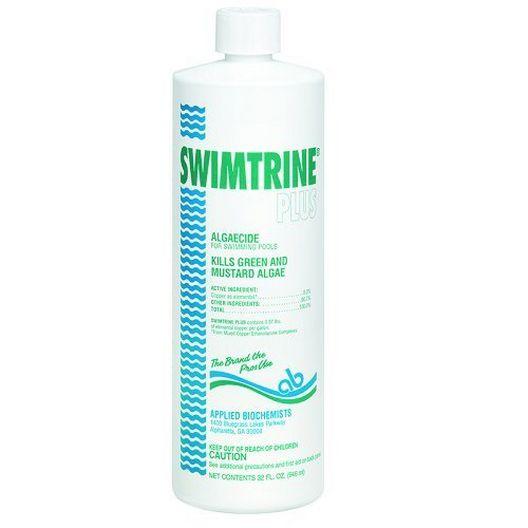 Swimtrine Plus 9.3% Copper Algaecide 32oz.