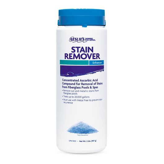Leslie's  Stain Remover 2 lbs.