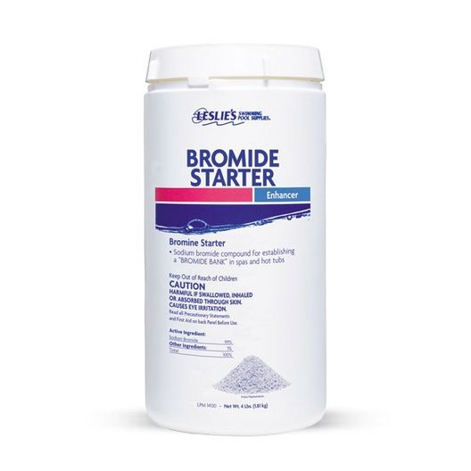 Leslie's - Sodium Bromide, 4 lbs. - 14130