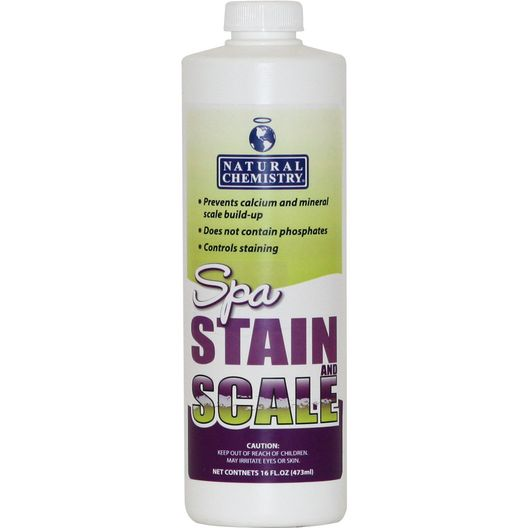 Spa Stain and Scale Free 16 oz