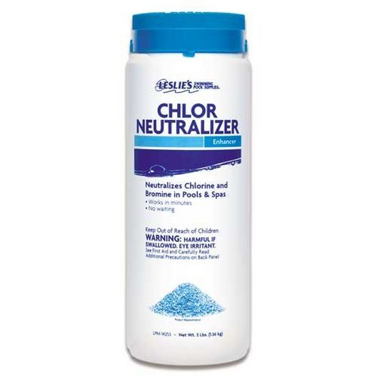 Chlor Neutralizer, 25 lbs.