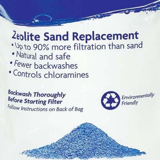 LESL NATURAL ZEOLITE SAND 25LB - 14344
