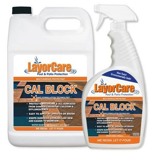 Cal Block 2.5 Gallon Jug