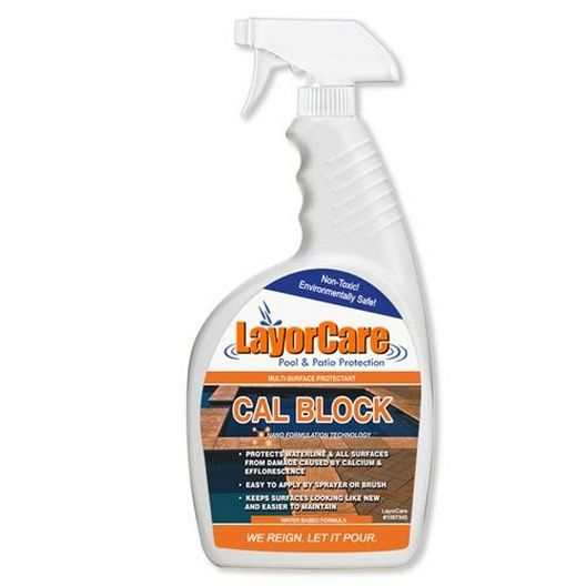 LayorCare - Cal Block 1 Pint Spray Bottle - 14382
