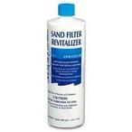 Sand Filter Revitalizer, 1 qt.