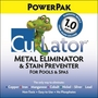 Metal Eliminator and Stain Preventer Monthly Maintenance 1.0