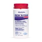 Leslie's Fresh N Clear Shock, 2 lbs