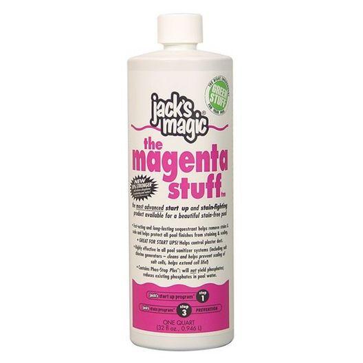 The Magenta Stuff