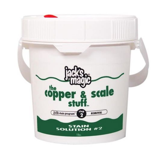 Jack's Magic - The Copper & Scale Stuff - 14775
