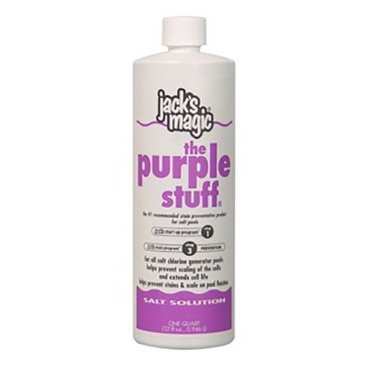 The Purple Stuff