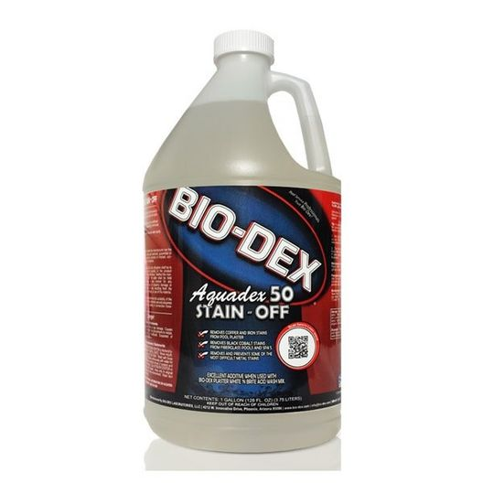 Aquadex 50 Stain Off, 1 gal.