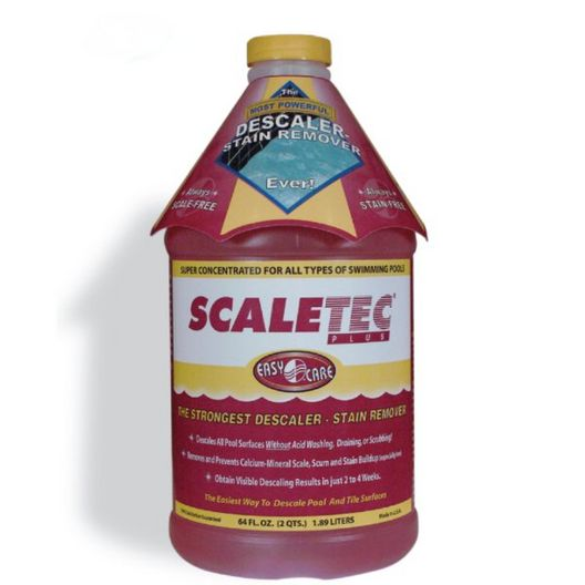 Scaletec Plus Descaler and Stain Remover 64 oz