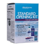 Standard Opening Kit for up to 7,500 Gallons