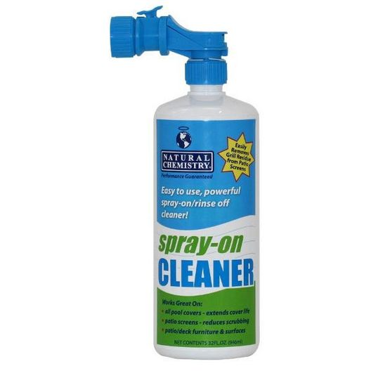 Spray-On Cover Cleaner 32 oz
