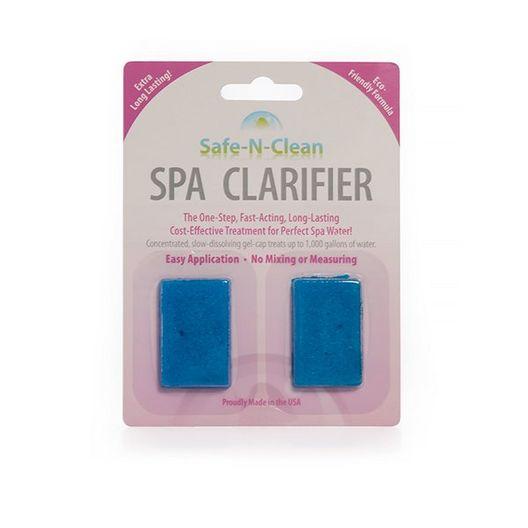 Safe-N-Clean Spa Clarifier Gel Cap - 14928