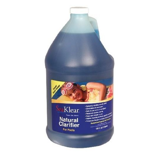 SKP-C-G Natural Clarifier for Pools, 1 Gallon