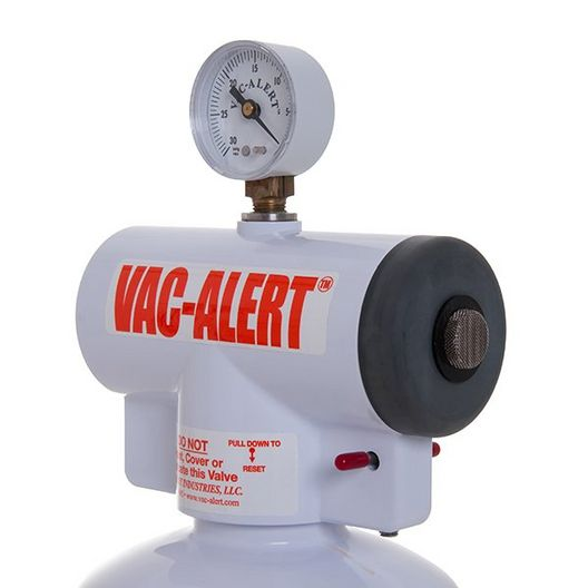 Vac-Alert - Model Safety Vacuum Release System SVRS Submerged Suction - 15130
