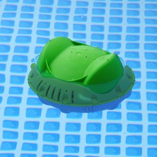 King Technology - Flippin' FROG Mineral and Chlorine Sanitizer for Soft-Sided Pools - 15372