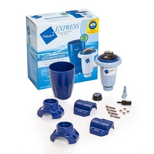 Nature 2 - Express Vessel and Cartridge for In-Ground Pools