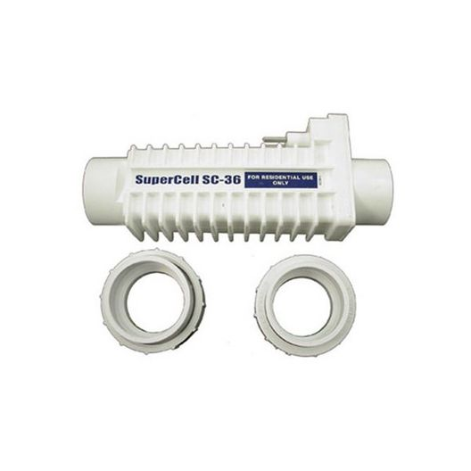 RC-42 Replacement Salt Cell with Unions for the SC-48 System