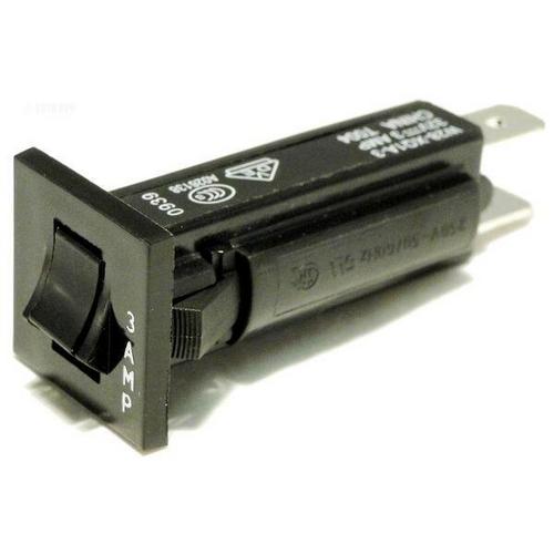 Zodiac - Clearwater LM/DuoClear Series Salt Chlorine Generator Powerpack Circuit Breaker (3 Amp)