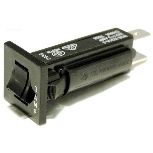Clearwater LM/DuoClear Series Salt Chlorine Generator Powerpack Circuit Breaker (3 Amp)