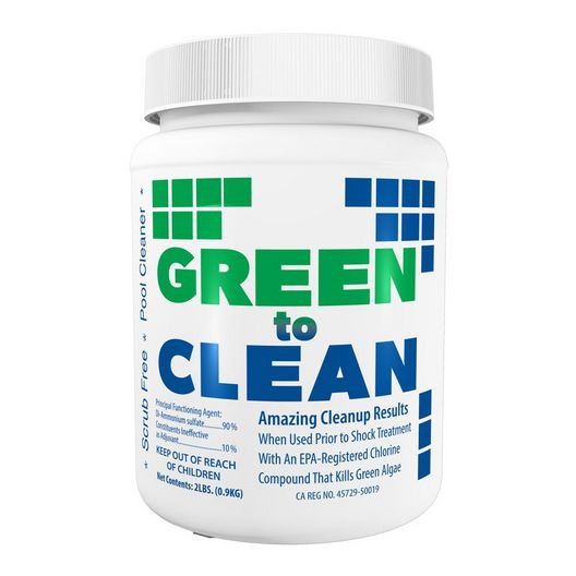 Coral Seas - Green to Clean, 4 lbs - 15976