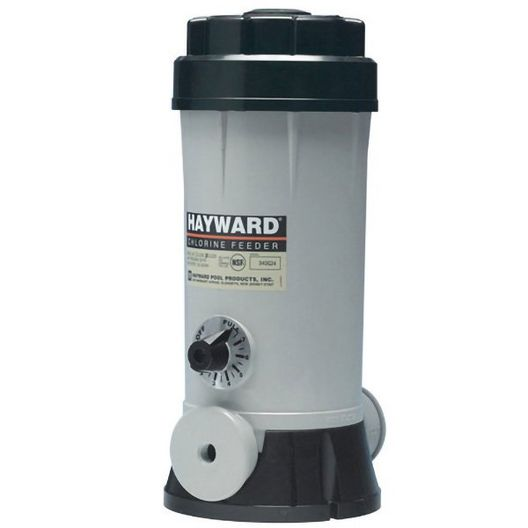 Off-Line Chemical Feeder Above Ground 4.2 lb Capacity