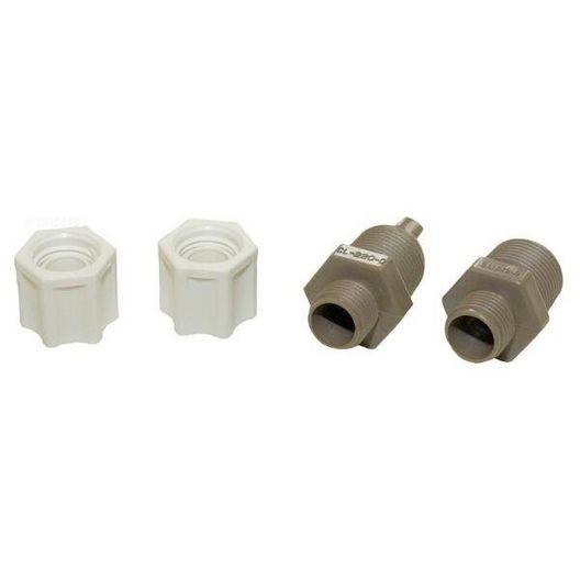 Check Valve Inlet Fitting Assembly