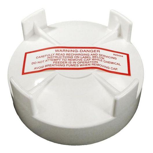Chlorinator Cap, White