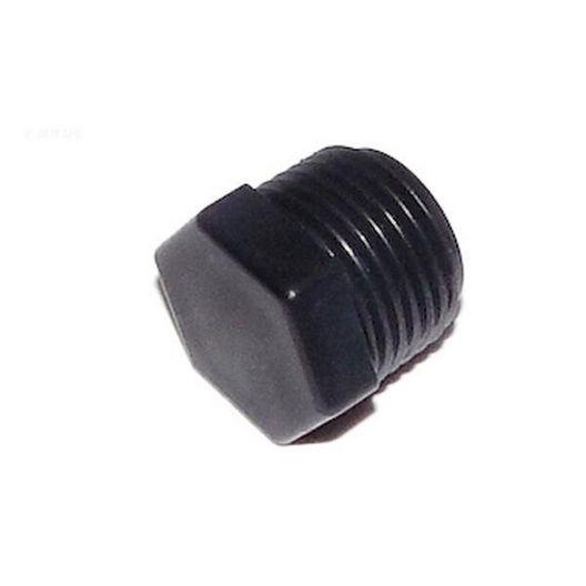 Plug, 1/2in. MPT PVC