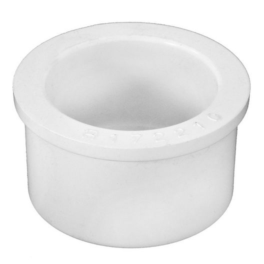 "2"" x 1-1/2"" SKT bushing for 1-1/2"" PVC"