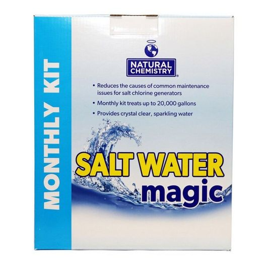 Natural Chemistry - Salt Water Magic Monthly Kit 07404 - 16457