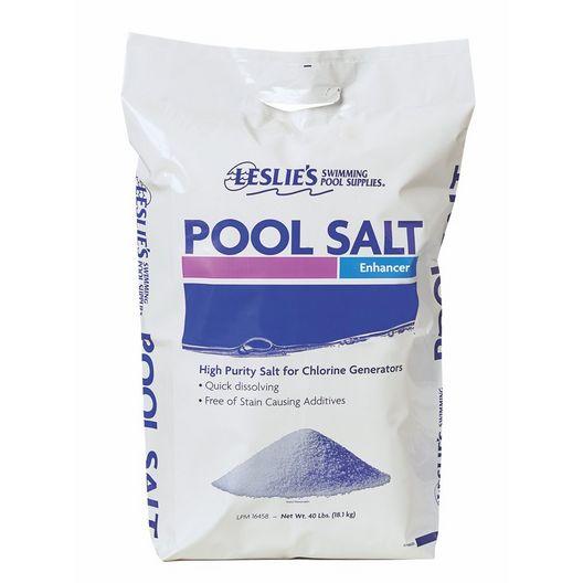 Pool Salt 40 lbs