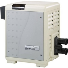 Pentair - MasterTemp Low NOx Natural Gas Pool and Spa Heater