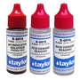 OTO 6-Way Test Kit for Alkalinity, Bromine, Chlorine, and pH