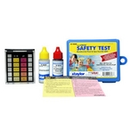 Taylor Technologies - Residential OTO 3-Way Test Kit for Total Chlorine, Bromine, and pH - 18554