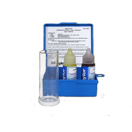 Taylor Technologies - Drop Test Chloride Salt Water - 18560