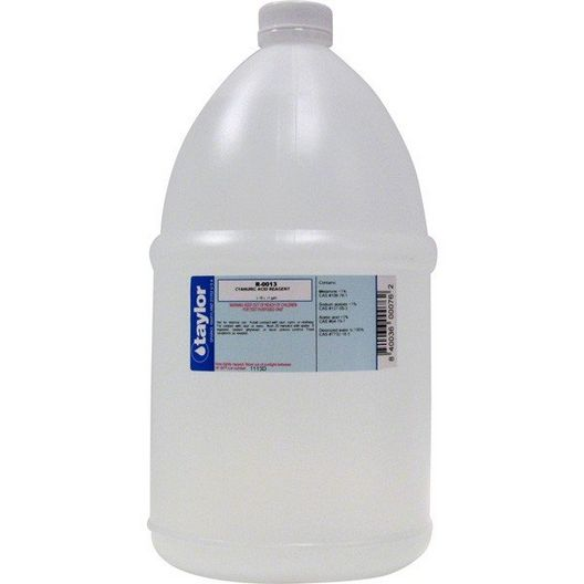 Cyanuric Acid Reagent, 1 Gallon