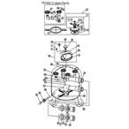 Pentair - Triton C-3 Commercial Sand Filter Parts - 186fe0fd-1609-46c2-bd4b-8b66d767fa2d